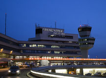 Berlin Tegel Airport Royalty Free Stock Image
