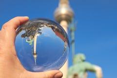 Berlin Television Tower immagine stock libera da diritti