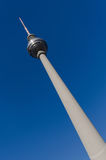 Berlin Television Tower fotografia de stock royalty free