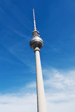 Berlin television tower, Germany Stock Images