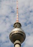 berlin televisiontorn Arkivfoto