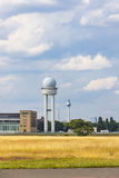 Berlin Tempelhof Airport, ancien aéroport de Berlin, Allemagne Photo libre de droits