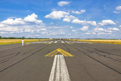 Berlin Tempelhof Airport, ancien aéroport de Berlin, Allemagne Photos stock