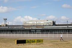 Berlin Tempelhof airport, Germany Stock Image