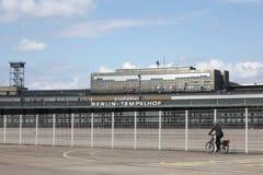 Berlin Tempelhof airport in Germany Royalty Free Stock Photography