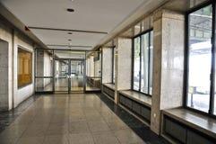 Berlin Tempelhof Airport historique : intérieur Photos libres de droits