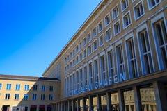 Berlin Tempelhof terminal Stock Images