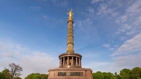 Berlin Time schackningsperiod stock video