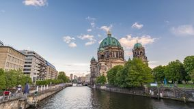 Berlin Time-tijdspanne stock footage