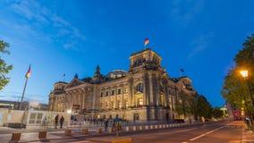 Berlin Time-Versehen stock footage