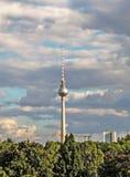 Berlin tower Stock Image