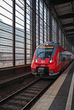 Berlin train station Stock Images