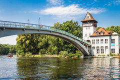 Berlin Treptow - Insel der Jugend Royalty Free Stock Image
