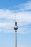Berlin TV Tower. Stock Photo