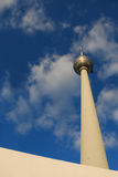 Berlin TV tower Royalty Free Stock Photography