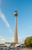 Berlin TV Tower. Stock Images