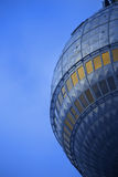 Berlin TV Tower Close Up Royalty Free Stock Image