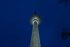 Berlin TV-Tower Stock Images
