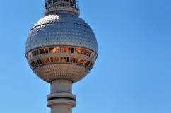 Berlin TV wierza fotografia stock