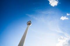 Berlin TVtorn Arkivfoton