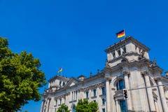 Berlin Tyskland Royaltyfria Bilder
