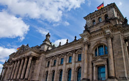Berlin Tyskland Arkivbild