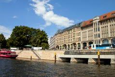 Berlin Tyskland Fotografering för Bildbyråer