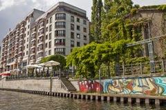 Berlin Tyskland Arkivbilder
