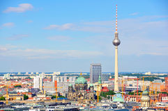Berlin Tyskland Royaltyfri Fotografi