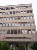 Berlin University of the Arts Stock Images