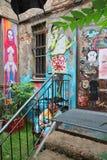 Berlin urban art Stock Photo