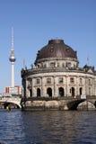 berlin varslar museet Fotografering för Bildbyråer