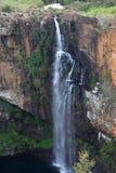 Berlin vattenfall i Mpumalanga Arkivbilder