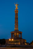 Berlin Victory Column Royalty Free Stock Photo