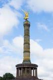 Berlin Victory Column Imágenes de archivo libres de regalías