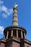 Berlin Victory Column Imagenes de archivo