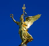Berlin Victory Column Stockbild