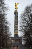 Berlin Victory Column Stock Images