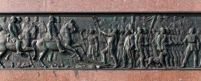 Berlin Victory Column in Berlijn (Duitsland) Stock Afbeelding