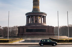 Berlin Victory Column a Berlino (Germania) Immagini Stock