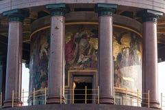 Berlin Victory Column em Berlim (Alemanha) Fotografia de Stock Royalty Free