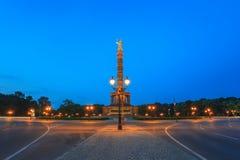 Berlin Victory Column - Germany Stock Photo