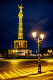 Berlin victory column, Germany Stock Photos