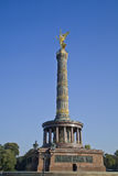 Berlin Victory column Royalty Free Stock Image