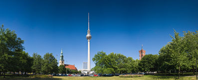 Berlin views, Germany Stock Images