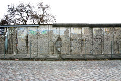 berlin wall Fotografia Stock