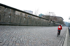 Berlin Wall. The Berlin wall Royalty Free Stock Photography