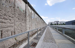 Berlin Wall. Remnant of The Berlin Wall royalty free stock images