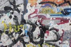 Berlin Wall Royaltyfri Foto