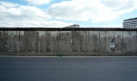 berlin wall Fotografia Royalty Free